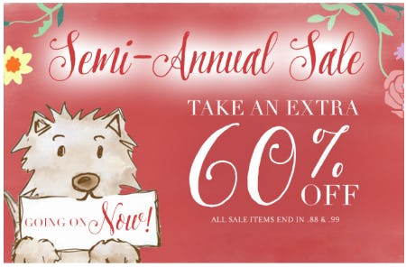 Semi-annual Sale: Extra 60% Off from Altar'd State