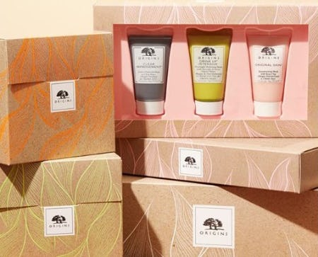 Nature-Infused, Skin-Loving Gift Sets