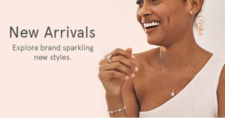 Shop New Arrivals from Kay Jewelers