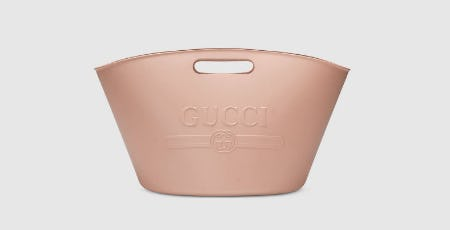 Gucci Logo Top Handle Tote from Gucci