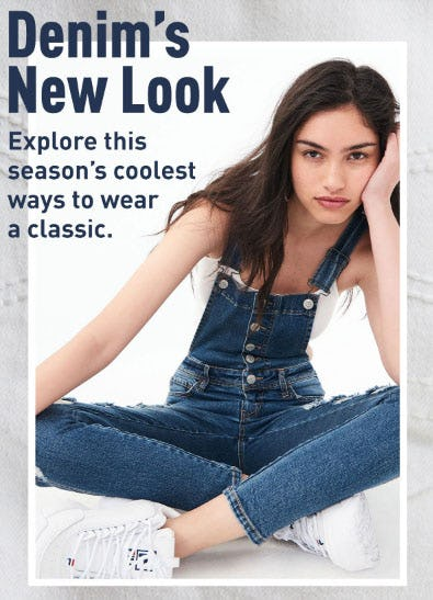Denim's New Look from Aéropostale