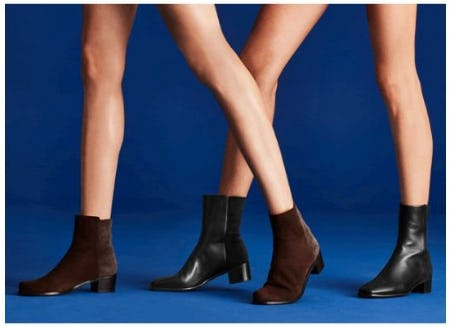 Next-Gen Icons from STUART WEITZMAN