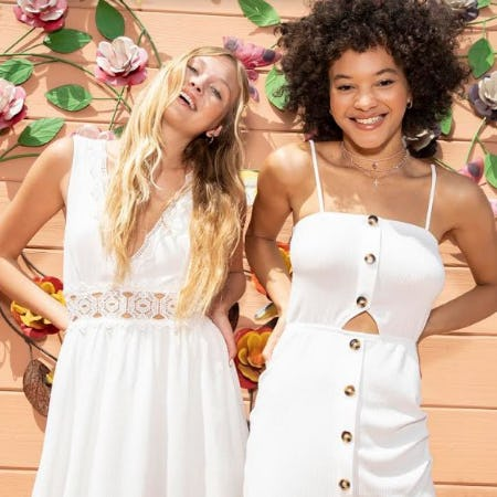 Dresses, Mix & Match BOGO FREE! from rue21