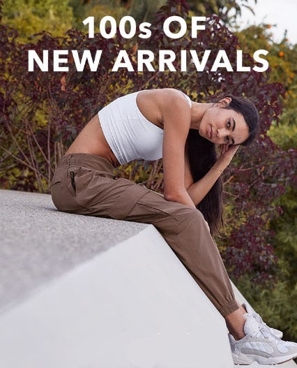 100s Of New Arrivals from Athleta
