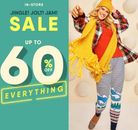 Up to 60% Off Everything from Old Navy