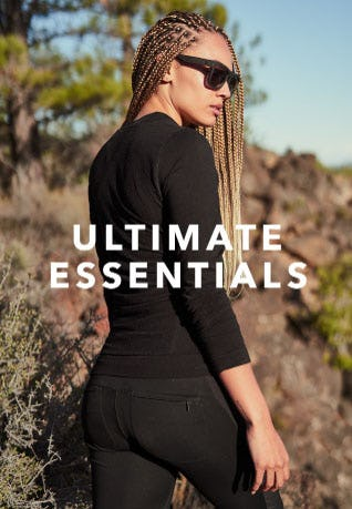 Ultimate Essentials from Athleta