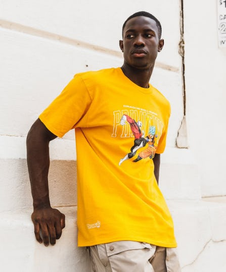 Primitive x Dragon Ball Z Super 2 Collection from DTLR