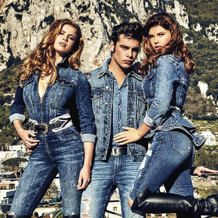 GUESS Fall Denim Event from Guess