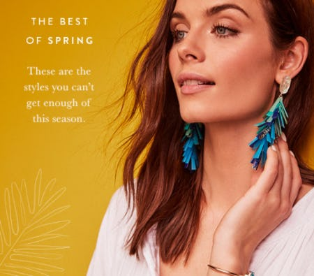 Shop Our Spring Styles from Kendra Scott