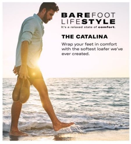 The Catalina: Our Softest Loafer Ever Created