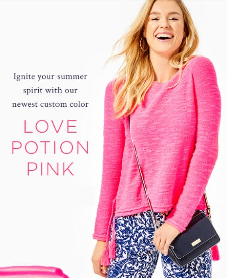 Love Potion Pink from Lilly Pulitzer