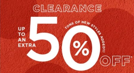 Up to an Extra 50% Off Clearance from Tillys