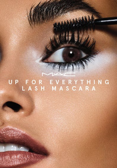 Summer-Proof, Humidity-Resistant Mascara from MAC Cosmetics