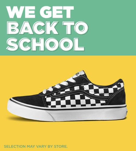 Send Them Back in Style from Shoe Show