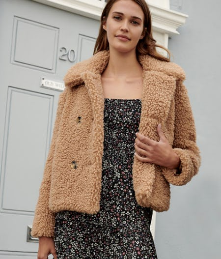 Get Invested in Coats from TOPSHOP