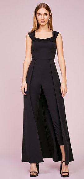 6090019d364a Kay Unger Jumpsuit Gown at Nordstrom