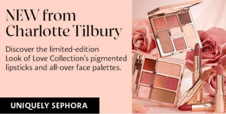 New from Charlotte Tilbury