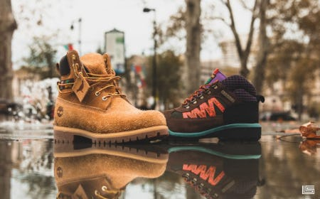Timberland X Staple '19 Fall/Winter Boot Collaboration from DTLR