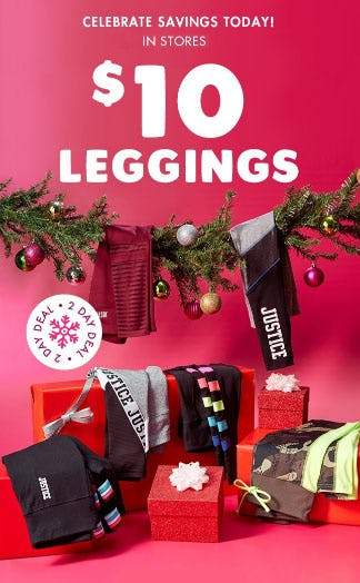 $10 Leggings