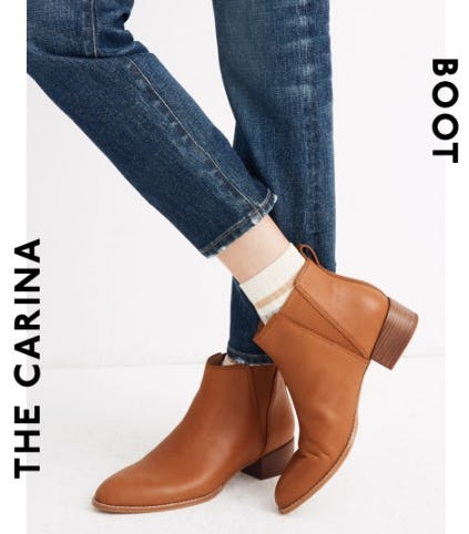 The Carina Boot from Madewell