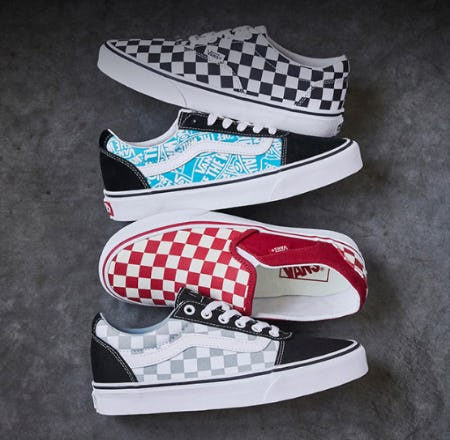 Iconic Vans Sneakers from DSW Shoes