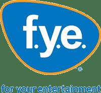 Fye Music & Movies Logo