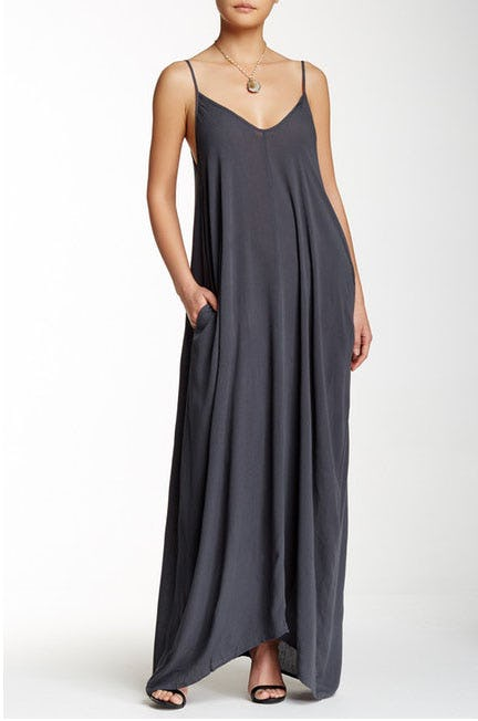 Love Stitch Gauze Maxi Dress from Nordstrom Rack