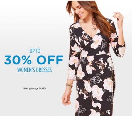 5cd291b62 Up to 30% Off Women's Dresses at Sears | Spokane Valley Mall