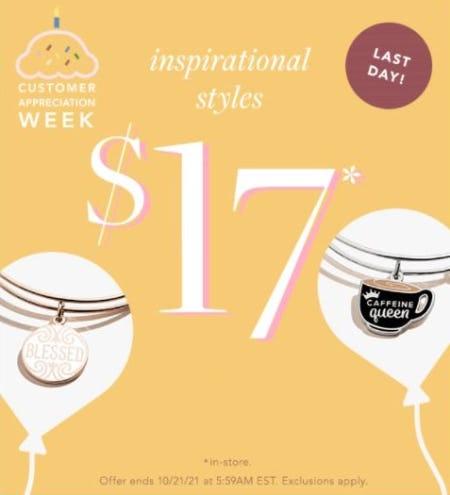 $17 Inspirational Styles
