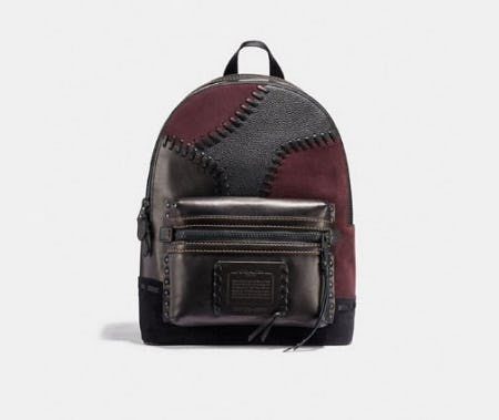 Academy Backpack With Patchwork from Coach