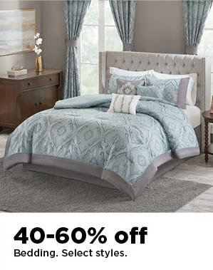 40-60% Off Bedding from Kohl's