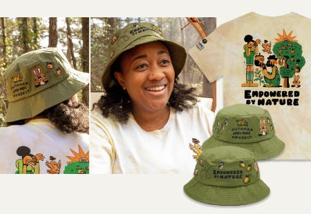Parks Project x Outdoor Afro