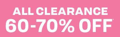 All Clearance 60-70% Off from The Children's Place