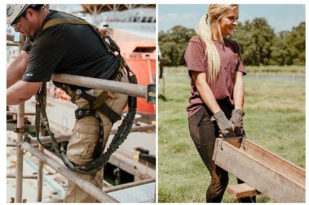 Breathable, Flexible, and Unstoppable Summer Pants from Carhartt