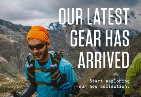Our Latest Gear Has Arrived from Merrell