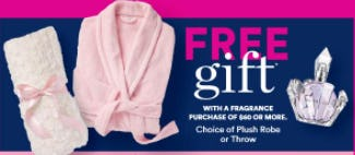 Free Gift with Fragrance Purchase