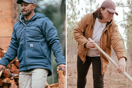 Jackets Engineered To Outwork Fall