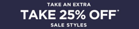 Take 25% Off Sale Styles from Motherhood Maternity