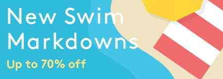 Up to 70% Off New Swim Markdowns from Nordstrom Rack