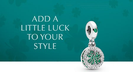 Our Lucky Styles from PANDORA
