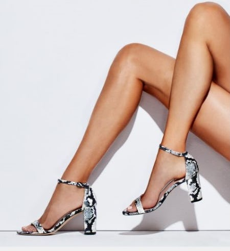 Discover the Luxe New Look from STUART WEITZMAN