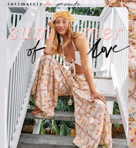 Summer of Love from Free People