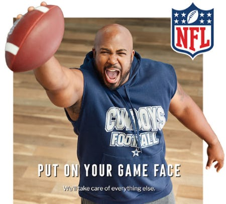 NFL Gear from Dxl Mens Apparel