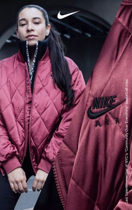 Off-Court Must Haves: Layers for Players from Nike