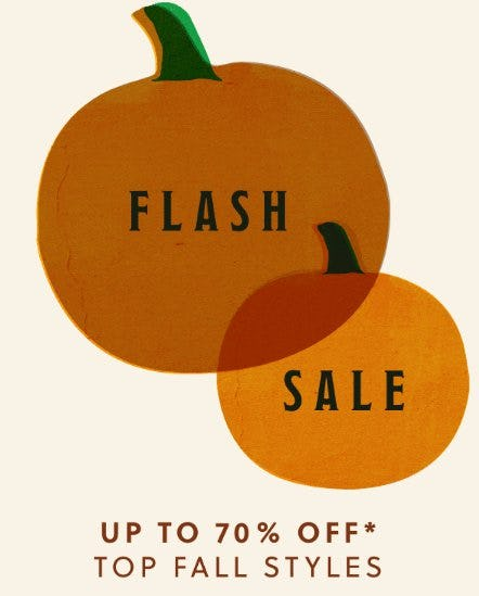 Up to 70% Off Top Fall Styles from Fossil