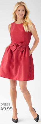 Dress for $49.99 from Stein Mart