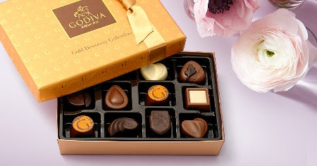 Administrative Professionals' Day Sale! from Godiva Chocolatier