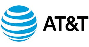 AT&T Portables Authorized Retailer Logo
