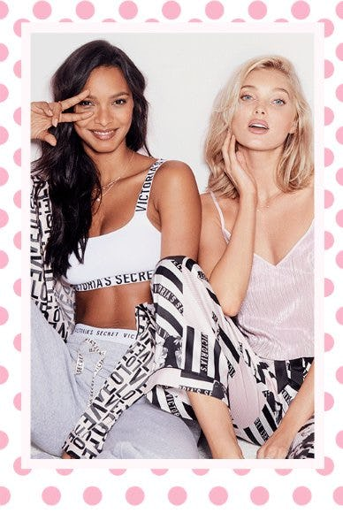 Fresh Faves PJ's from Victoria's Secret