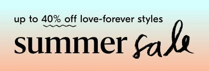 Up to 40% Off Love-Forever Styles